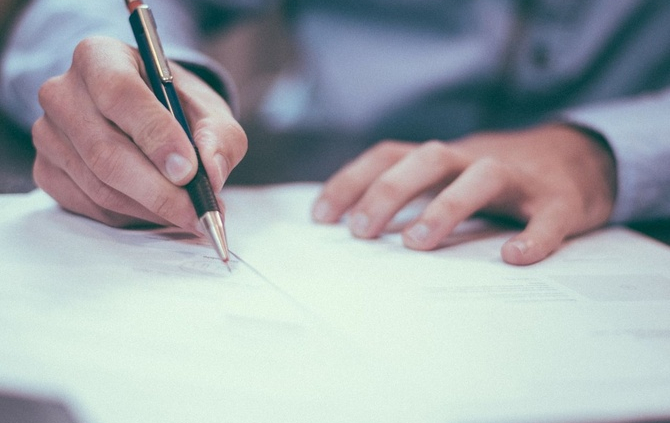 Las ventajas de hacer testamento ante notario